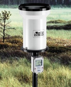 Как измерить количество выпавшей воды?